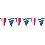 Pennant Banner USA Plastic 365 x 25.4 cm