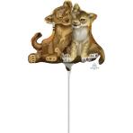 MiniShape Lion King Foil Balloon A30 Bulk