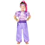 Child Costume Shimmer Age 6-8 Years