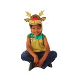 Children's Costume Rudolph 3 -5 Years