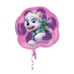 "SuperShape ""Paw Patrol Girls"" Foil Balloon, P38, packed, 63 x 58cm"