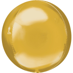 Orbz Gold Foil Balloon G20 packed 38 x 40 cm