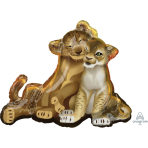 SuperShape Lion King Foil Balloon P38 Packaged
