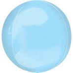 Orbz Jumbo Pastel Blue Foil Balloon P55 bulk