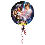 Sing-A-Tune Star Wars Foil Balloon P75 Packaged 71 x 71 cm