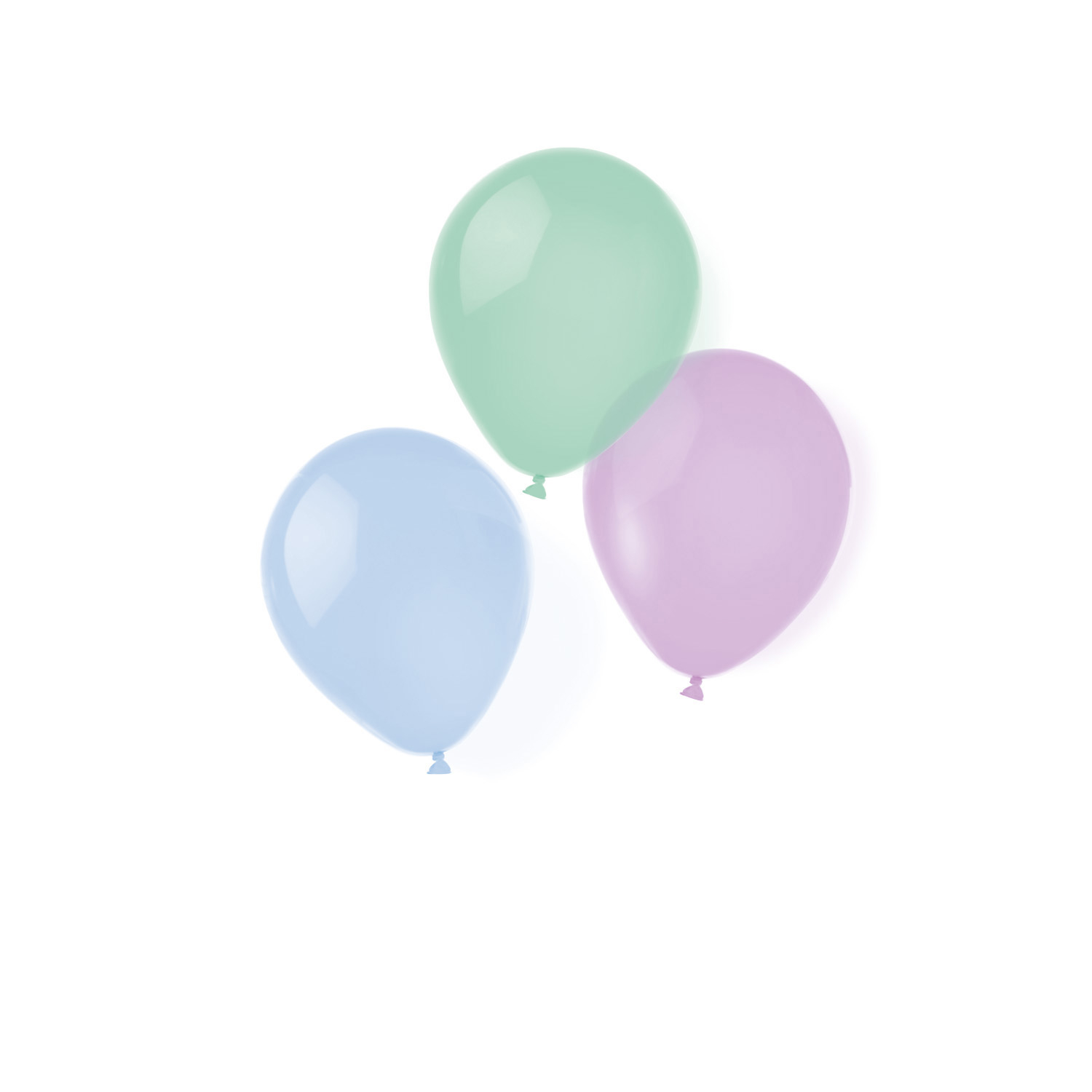 1dd42ff378021 8 Latex Balloons pearl Assorted 25
