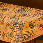 Tablecover Spider Web Plastic 274 x 139 cm