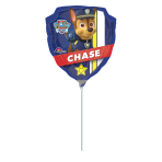 Mini Shape Paw Patrol Foil Balloon A30 Air Filled