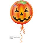 Standard Playful Pumpkins FoilBalloon S40 Packaged