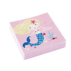 20 Napkins Be a Mermaid 25x25cm