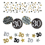 Confetti 30 Sparkling Celebration Gold Foil / Paper 34 g