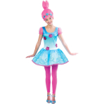 Child Costume Trolls Poppy Age 10 - 12 Years