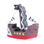 Pinata Pirate Ship Paper 39.3 x 44.4 x 19 cm