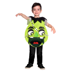 Children's Costume Frankie Tabard 3-4 yrs