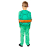 Child Costume TMNT Boys Age 10-12 Years