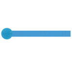Crepe Streamer Sapphire Blue 4.4 x 2470 cm