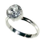 12 Engagement Rings Plastic