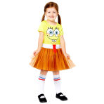 Child Costume Spongebob Girls Age 8-10 Years