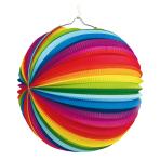 Lantern Rainbow Paper 50 cm