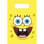 8 Lootbags SpongeBob Paper
