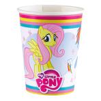 8 Cups My Little Pony Rainbow 250 ml