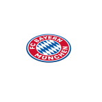 12 Coaster FC Bayern Munich Paper 10,7 cm