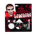 Halloween Make-up Vampire 9 Pieces