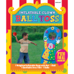 Ball Toss Game Inflatable