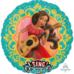 "Sing-A-Tune ""Elena of Avalor"" Foil Balloon  , P75, packed, 71 x 71cm"