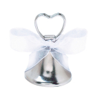 Placecard Holder Bell Metal 5.5 cm