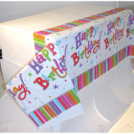 Table Cover Radiant Birthday