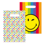 8 Lootbags Smileyworld Paper 15,8 x 23,6 cm
