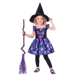 Child Costume Mythical Witch Recyc 6-8 Years