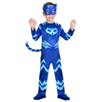Child Costume PJ Masks Good Catboy Age 3 - 4 Years