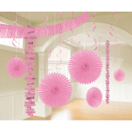 Decorating Kit Light Pink 18 Parts