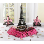 Table Decorating Kit A Day In Paris 23 parts