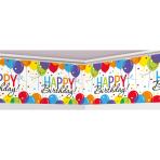 Foil Banner Balloon Bash 1219 x 45.7 cm