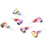 8 Blowouts Balloons Plastic / Paper 30 cm