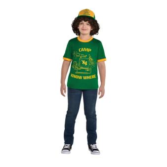 Child Costume Dustin 8-10 Year