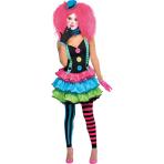 Children's Costume Kool Clown 14 - 16 Years