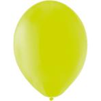 50 Latex Balloons Fern Green 27.5 cm/11''