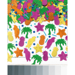 Confetti Island Party Metallic Foil 14 g