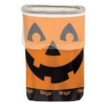Pop-Up Trash Bin Halloween Plastic 49.2 l / 55.8 x 38.1 x 25.4 cm