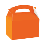 Party Box Orange Peel Paper
