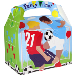 Party Box Soccer Paper