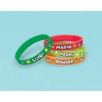 6 Bracelets Super Mario