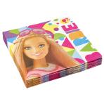 20 Napkins Barbie Sparkle 33 cm