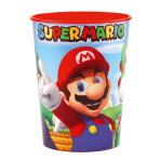 Cup Super Mario Plastic 473 ml