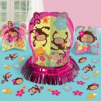 3 Table Decorating Kit Monkey Love