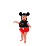 Baby Costume Mickey Tabard Age 3 - 6 Months